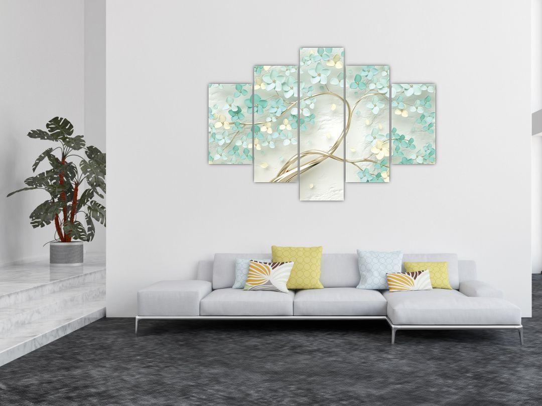 Obraz - zelený strom